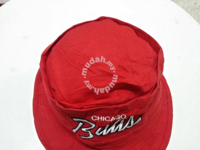 Topi Chicago Bulls bucket Hat round cap - Watches   Fashion Accessories for  sale in Kuantan faff0ca784