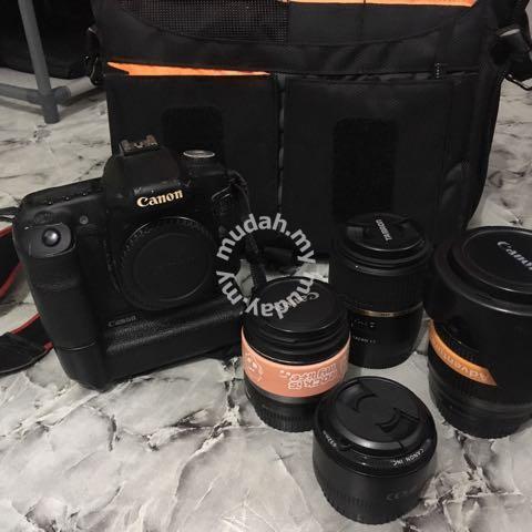 Canon 50D - Cameras & Photography for sale in Lunas, Kedah