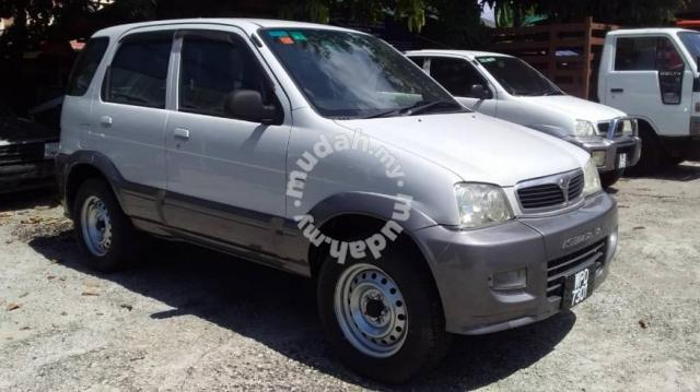 2006 Perodua KEMBARA 1.3 CT EX FACELIFT (M) - Cars for