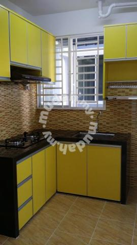Kabinet Dapur Kitchen Cabinet Table Top