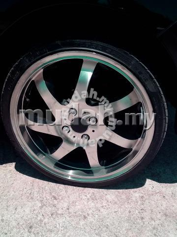 Rim 17 - Car Accessories & Parts for sale Sabah - Mudah.my