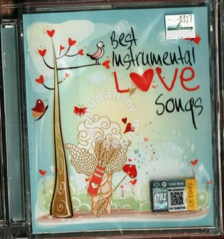 IMPORTED CD Best Instrumental Love Songs 2CD - Music/Movies/Books/Magazines  for sale in Semenyih, Selangor