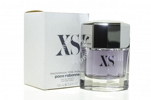 Paco Rabanne Xs 2018 Pour Homme Tester Perfume Health Beauty