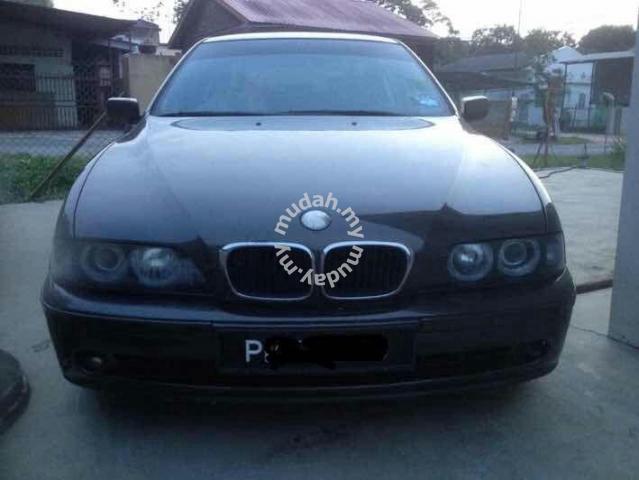 2001 BMW 525I >> 2001 Bmw 525i Ckd 2 5 A