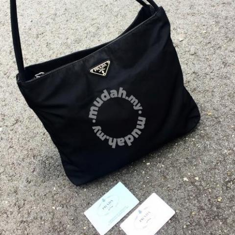 459f985eb786c closeout authentic prada tessuto nylon shoulder bag beg bags wallets for  sale in sri hartamas kuala