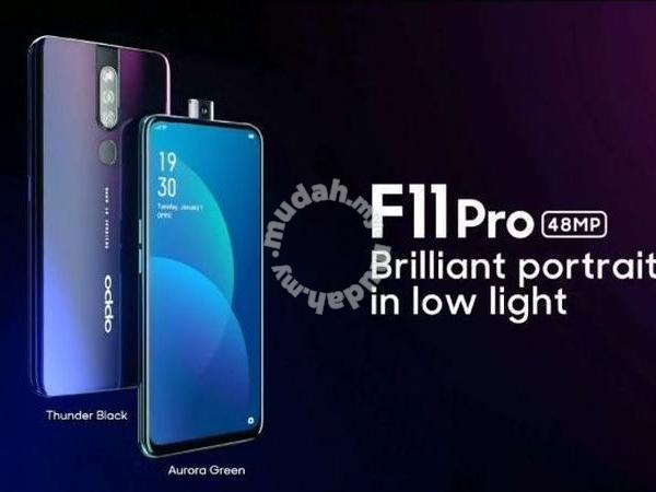 OPPO F11 Pro [128GB ROM/6GB RAM] MY Set + Gifts - Mobile Phones & Gadgets  for sale in Old Klang Road, Kuala Lumpur