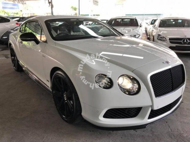 2015 Bentley Continental GT Speed 4.0 V8S - Cars for sale in ...