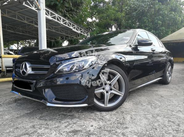 2017 Mercedes Benz C250 Amg 2 0 A Local Mile33k Cars For