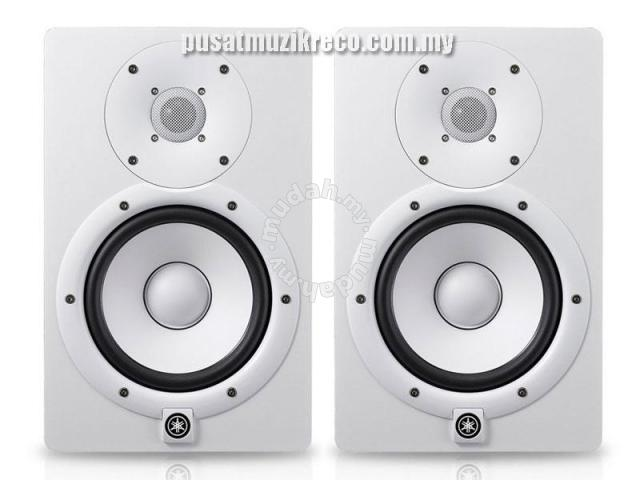 yamaha hs5 pair. Yamaha HS5 Powered Studio Monitor Spea Ker (Pair) Hs5 Pair N