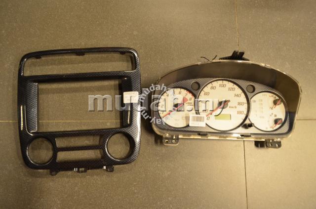 Honda stream Meter Panel Carbon - Image