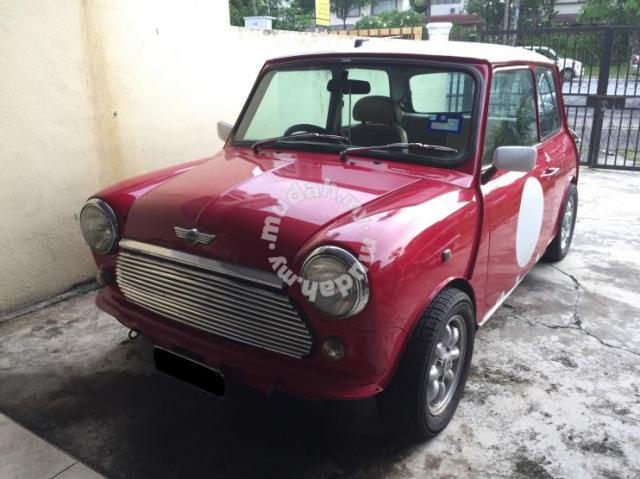 Rover Austin Mini Cooper 13 M Black Engine 1999 Cars For Sale