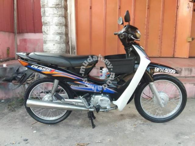 Honda Ex5 Class Exclass Cantik - Motorcycles for sale in
