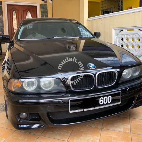 2001 BMW 525I >> 2001 Bmw 5 Series E39 525i