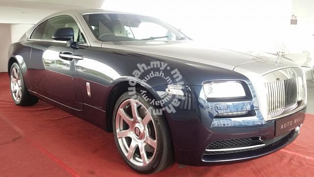 Rolls Royce Wraith 2013 For Sale 2013 Rolls Royce Wraith V12