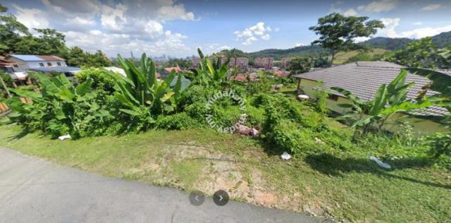 (Matured Area)Lot Banglo Kampung Bukit Sungai Puteh Ampang