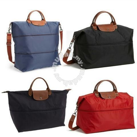 Longchamp Le Pliage Expandable Travel Bag Bags Wallets For In Putra Heights Selangor