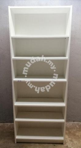 Ikea Billy Book Shelf White P15 Bp