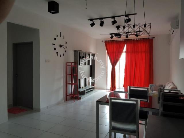 Full Loan Larkin Apartment Easy To Ciq Season Suriamas Tiara Height    Apartments For Sale In Johor Bahru, Johor