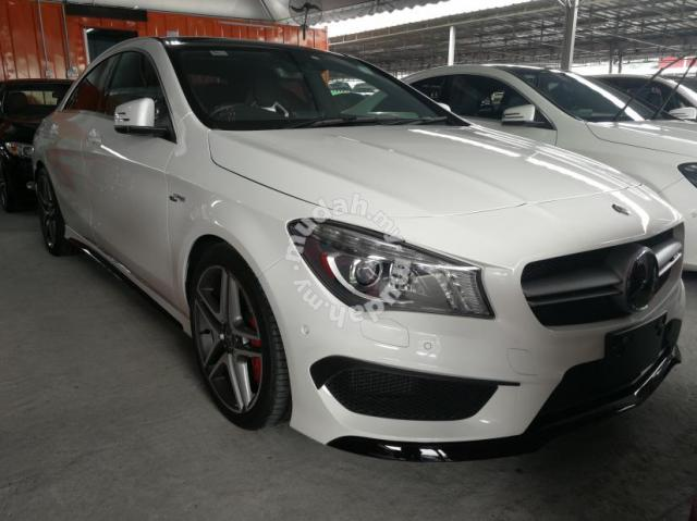 Mercedes Benz CLA45 AMG CLA 2.0 No SST   Cars For Sale In Old Klang Road,  Kuala Lumpur