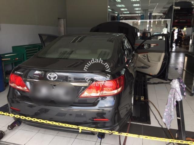 Toyota Camry remap ECU