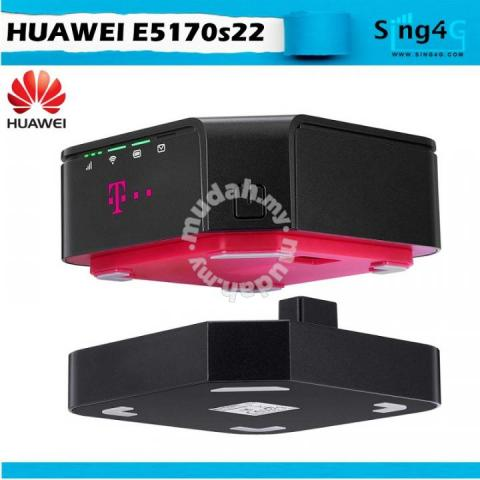 Huawei E5170 4G 150mbps Router Sim 32 WIFI + LAN - Computers & Accessories  for sale in Johor Bahru, Johor
