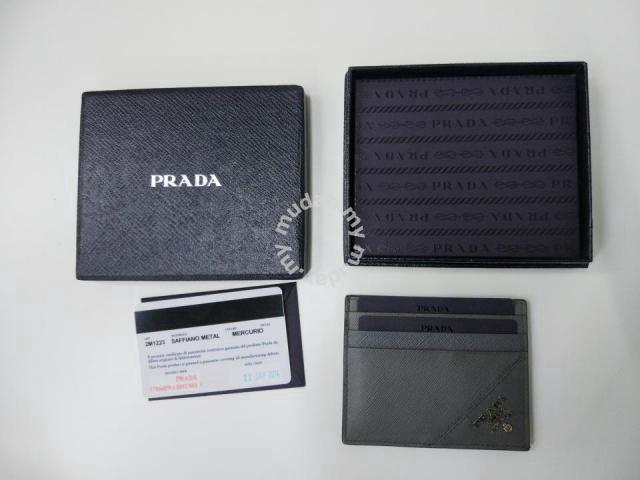 Prada business card holder watches fashion accessories for sale prada business card holder watches fashion accessories for sale in setapak kuala lumpur colourmoves