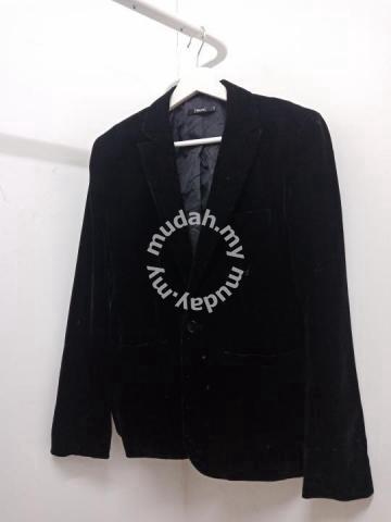 Baju Kotblazer Hitam Baldu Clothes For Sale In Kuala Terengganu