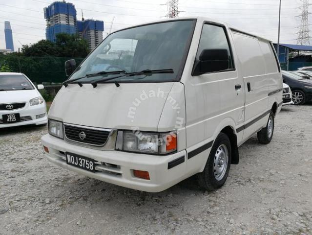 Nissan VANETTE C22 1.5 (M) PANEL VAN - Cars for sale in ...
