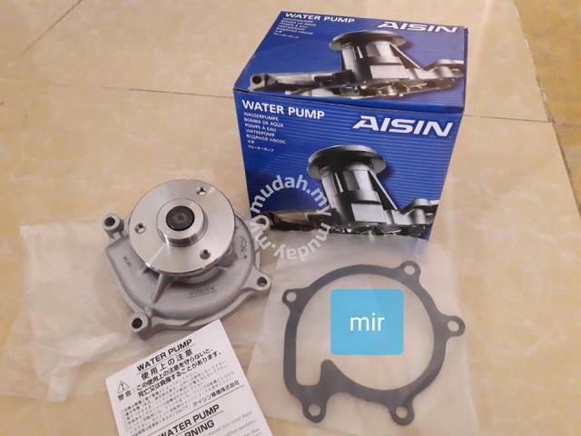 Water Pump Myvi Alza Avanza Aisin Japan waterpump - Car Accessories & Parts  for sale in Gombak, Kuala Lumpur