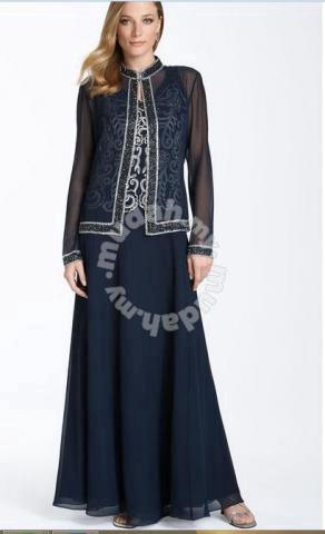 Ladies Dinner Dress Baju