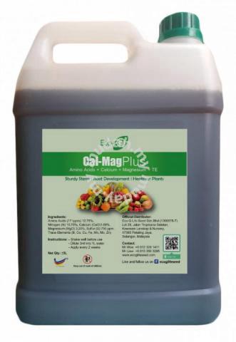 Baja Cal-Mag Calcium Magnesium Plus Amino Asid NPK