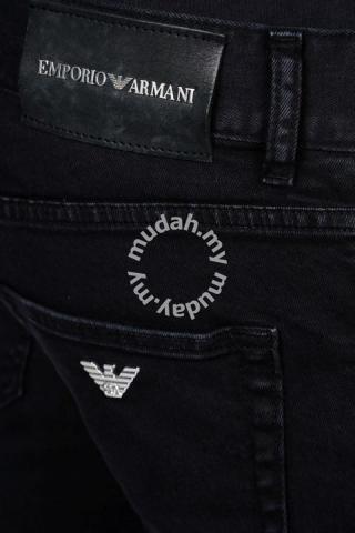 huge selection of 5de46 fcb14 Authentic EMPORIO ARMANI JEANS Super Slim Fit - Clothes for sale in  Setiawangsa, Kuala Lumpur