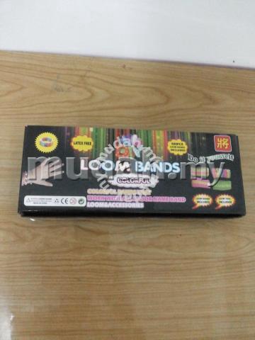 DIY Colorful Loom Bands Starter Kit Type 03B - Moms & Kids for sale in Seri  Kembangan, Selangor