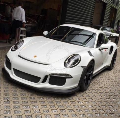 porsche 997 facelift converted 991 gt3 style car accessories parts for sale in setapak. Black Bedroom Furniture Sets. Home Design Ideas