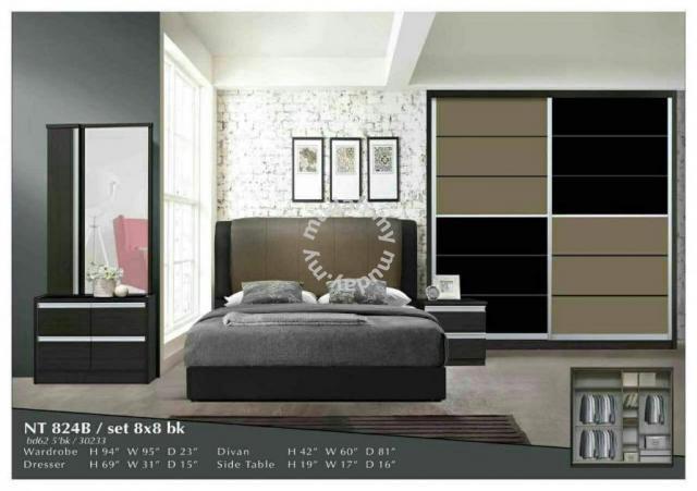 Set Bilik Or Bedroom Furniture Decoration For In Kuala Terengganu