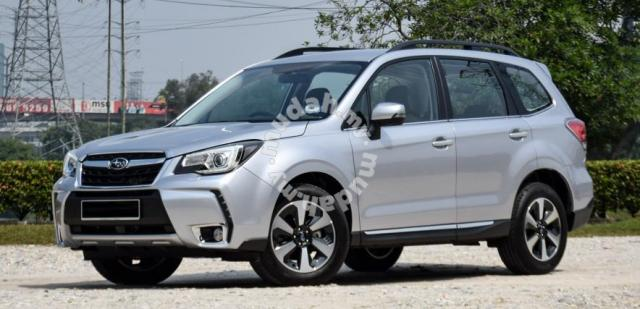 2019 Subaru FORESTER 2 0 (A)