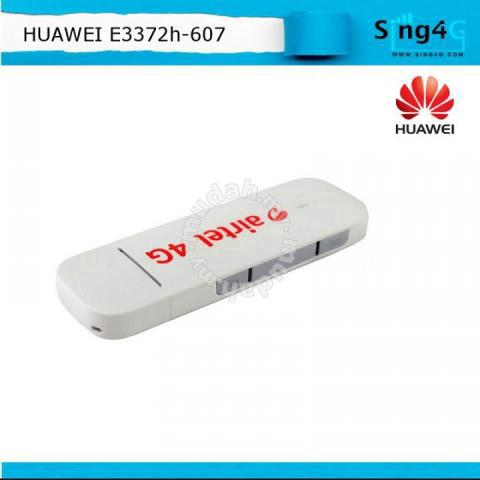 4G LTE USB Direct Sim Modem Huawei E3372 - Computers & Accessories for sale  in Johor Bahru, Johor