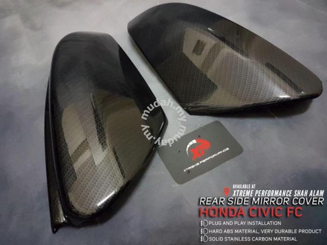 HONDA CIVIC FC REAR SIDE MIRROR COVER CArbon   Car Accessories U0026 Parts For  Sale In Shah Alam, Selangor