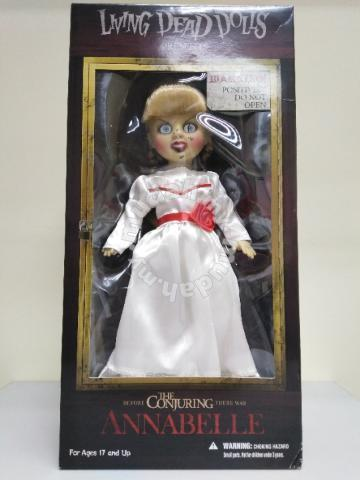 Annabelle by Living Dead Dolls - MEZCO Toyz - Hobby & Collectibles for sale  in Setapak, Kuala Lumpur