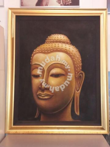 buddha frame furniture decoration for sale in petaling jaya selangor