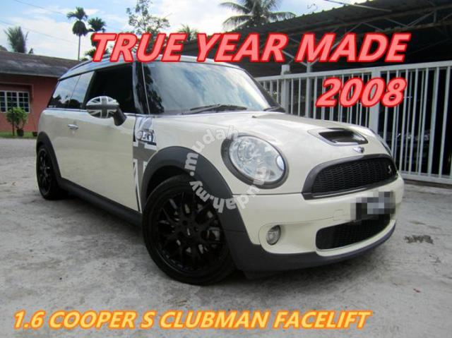 Mini Cooper S 16 Turbo Clubman A New Facelift Cars For