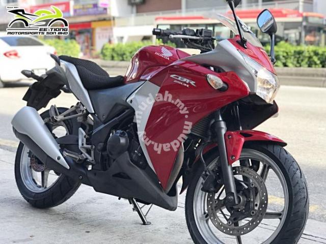 Honda Cbr 250 Used Cbr250 March Offer Motorcycles For Sale In