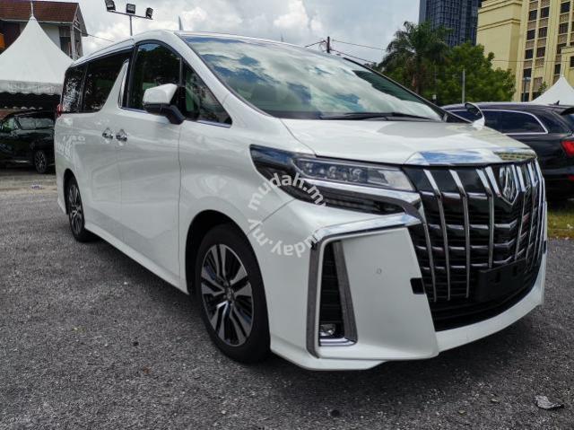 2018 Toyota Alphard 2 5 Sc 3 Led Sunroof Andriod Cars For Sale In Kl City Kuala Lumpur