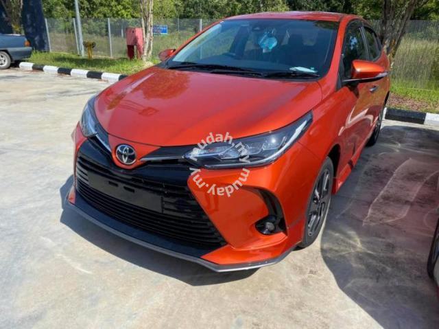 Toyota VIOS 2021 1.5L (A)
