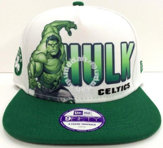 Caps New Era Marvel New Era Cap Marvel Hulk