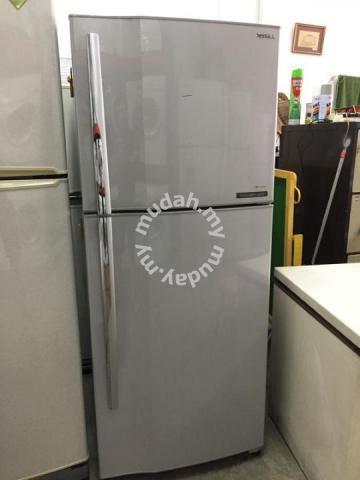 Fridge Toshiba Refrigerator Peti Ais