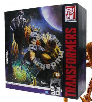 Unicron Platinum Idw Movie 30th Transformers Hobby