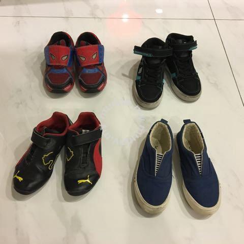 a66910aa465 Original Puma leather sport shoes - Moms   Kids for sale in Kota Damansara