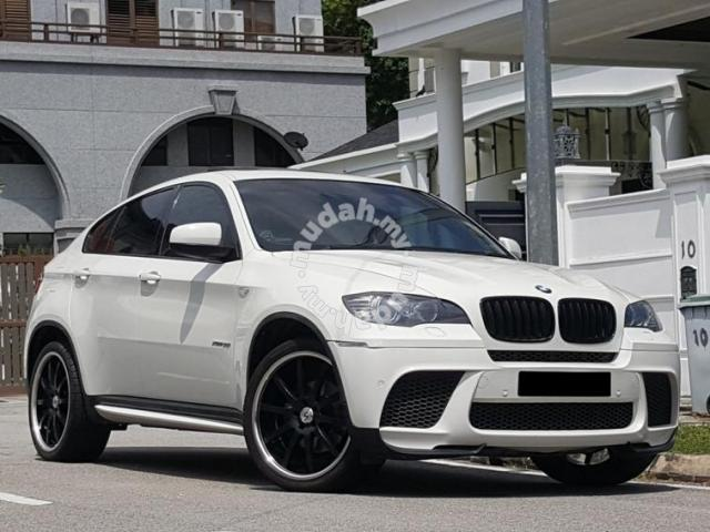 2009 Bmw X6 3 0 Xdrive35i A E71 M Performance Kit Cars For Sale In Greenlane Penang