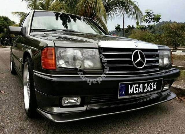 Bodykit mercedes benz 190e amg car accessories parts for Mercedes benz parts and accessories online
